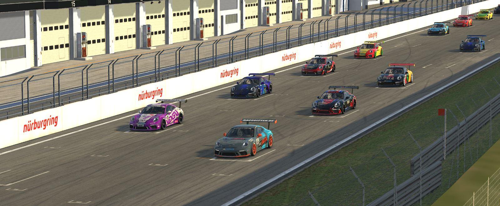Porsche Cup Ergebnisse